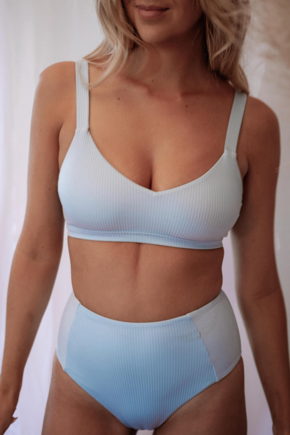 Leah Bikini Top - Sustainable