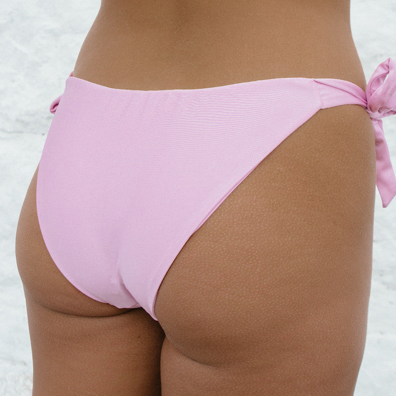 April Bikini Bottoms (Pink)
