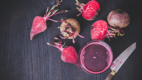 What's Up with Beet Juice?