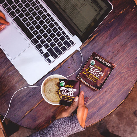Four Sigmatic | Mushrooms
