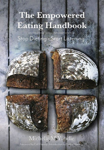 The Empowered Eating Handbook | Michelle Yandle - Nutrition Store Online