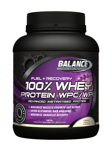 Balance | 100% Whey Protein, Protein Powder from Balance available at Nutrition Store Online
