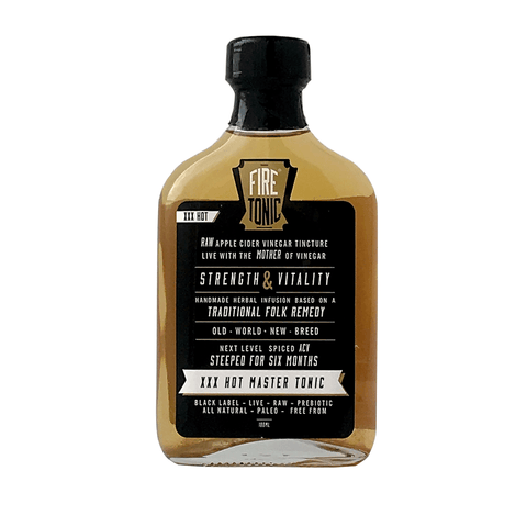 Fire Tonic | Black Label, Food Product from Hilbilby Foods available at Nutrition Store Online