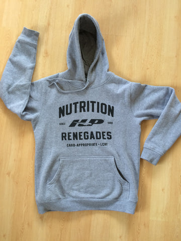 Nutrition Renegades Hooded Sweat