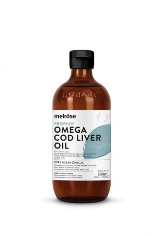 Cod Liver Oil - Nutrition Store Online