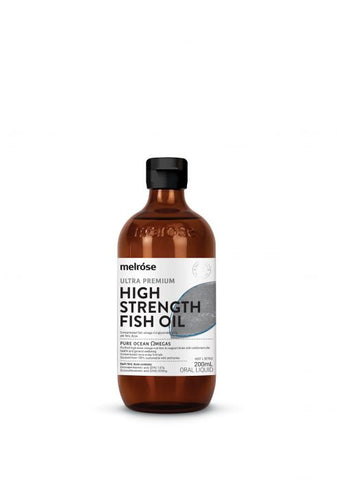 High Strength DHA/EPA Fish Oil - Nutrition Store Online