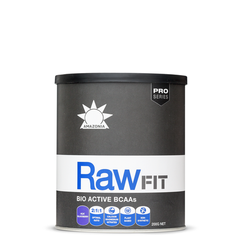 RawFIT BioActive BCAAs, Supplement from RawFIT available at Nutrition Store Online