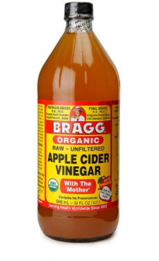 Apple Cider Vinegar | Organic | Bragg