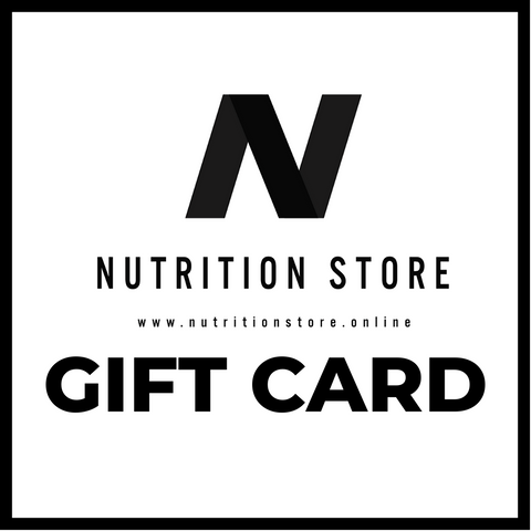 Gift Card - Nutrition Store Online