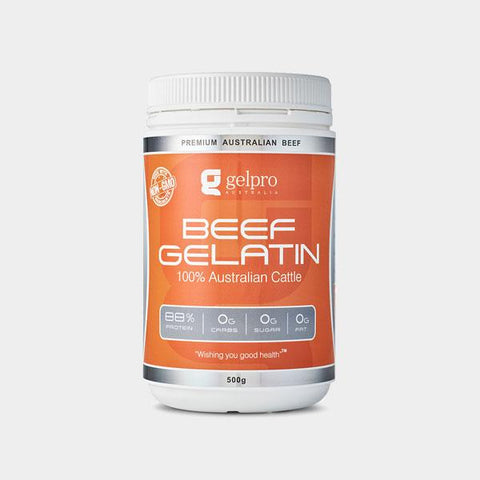 Peptipro Beef Gelatin | Premium Grade, Protein Powder from Gelpro available at Nutrition Store Online