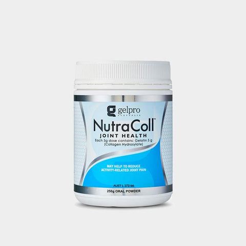 NutraColl Joint Health Collagen Powder, Protein Powder from Gelpro available at Nutrition Store Online