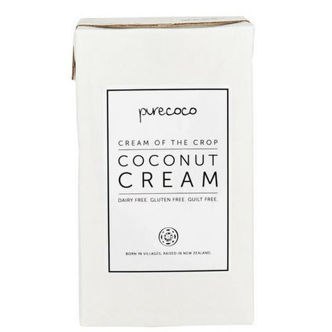 Coconut Cream 1L | Pure Coco - Nutrition Store Online