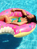 The Inflatable Donut Float - Pink N' Proper - 3