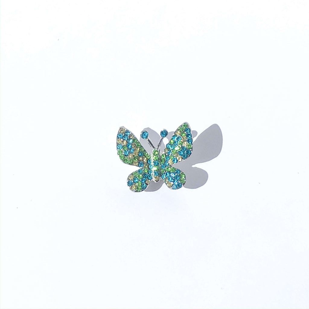 Pink N' Proper:Baia Baia Butterfly Green Large Charm