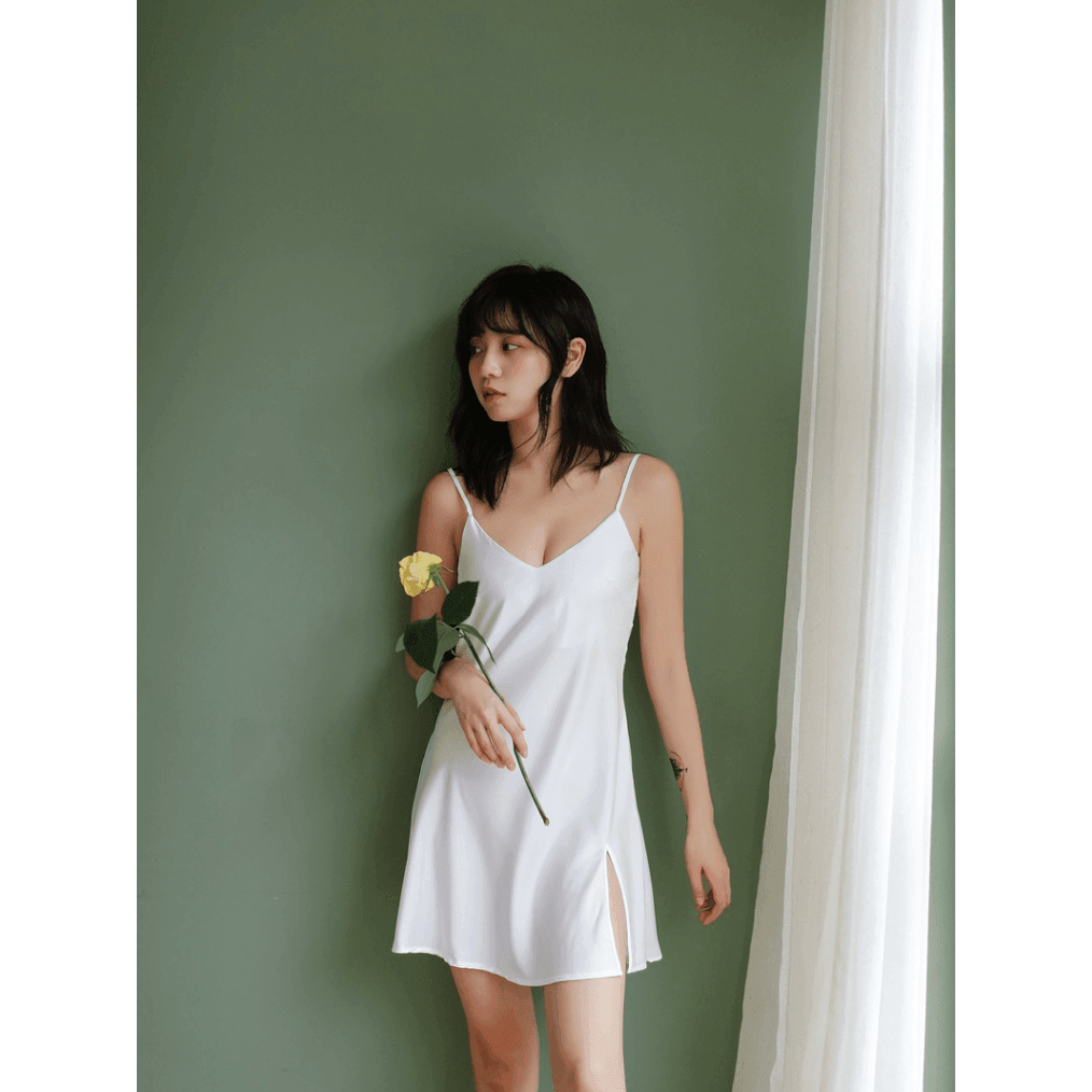 Pink N' Proper:Becca Leu Everyday Satin Slip