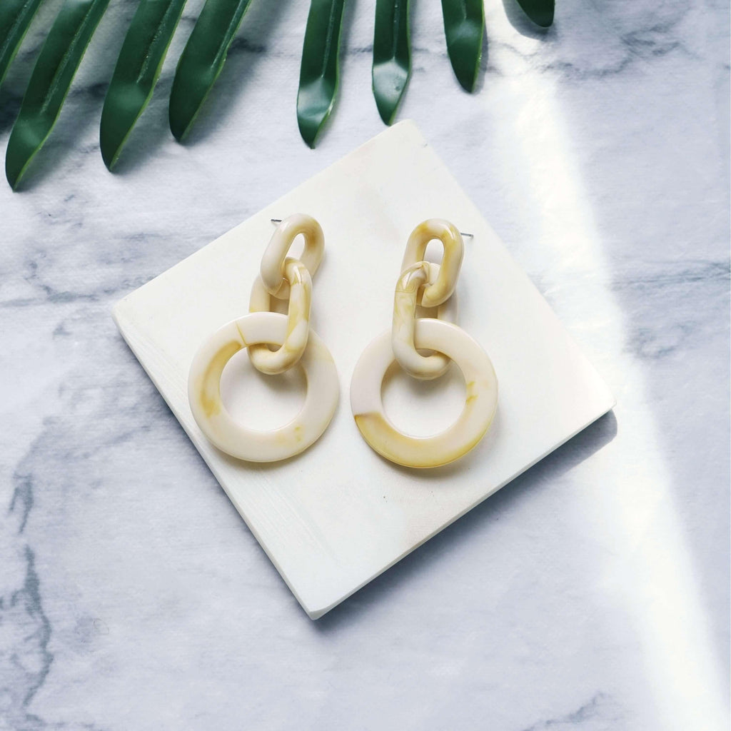 Pink N' Proper:Oceana Earrings