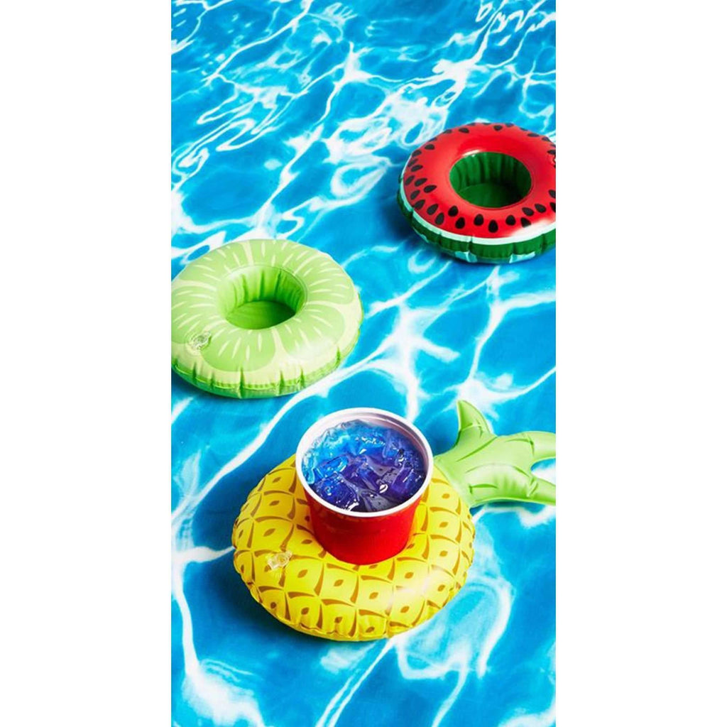 Pink N' Proper:Fruity Trio Drink Holder Float Set
