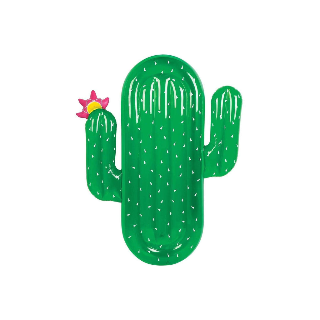 Pink N' Proper:The Inflatable Cactus Float