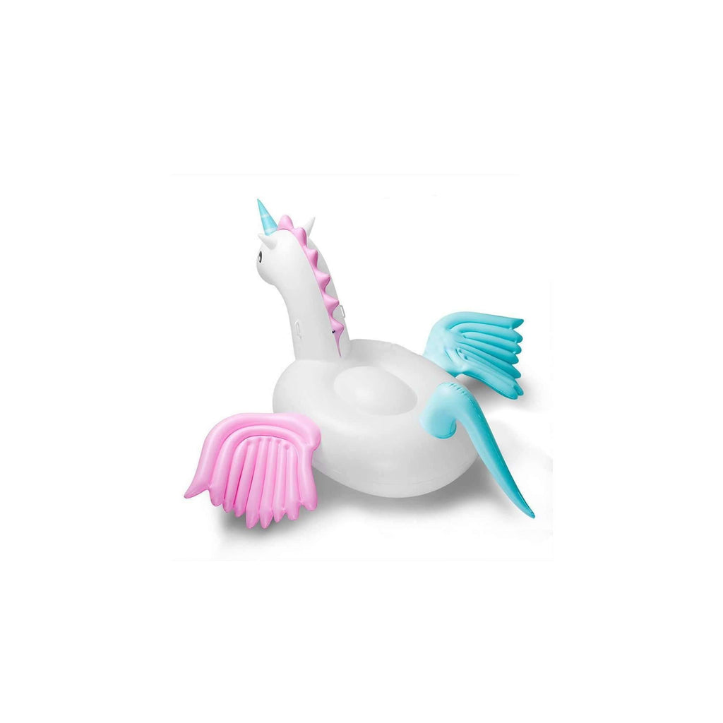 Pink N' Proper:The Inflatable Pastel Pegasus Float