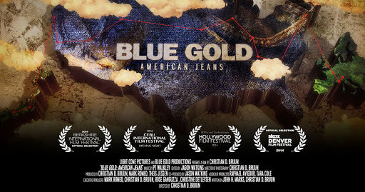 Blue Gold American Jeans: Christian Bruun chats with Eric Schrader