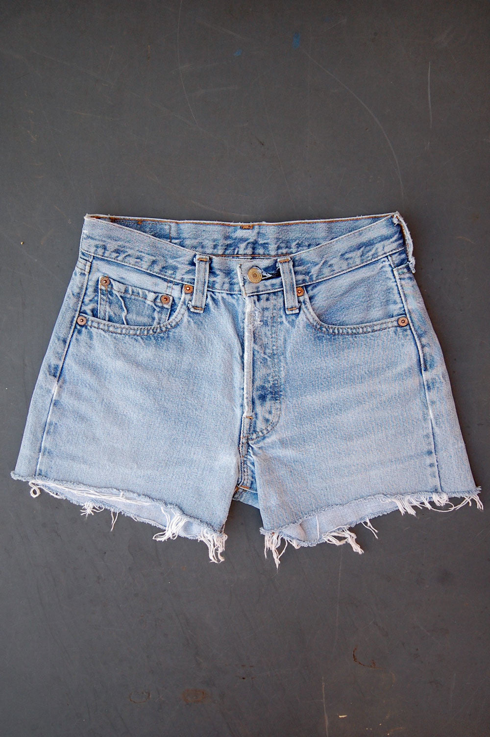 Vintage Levi's 501 Denim Shorts