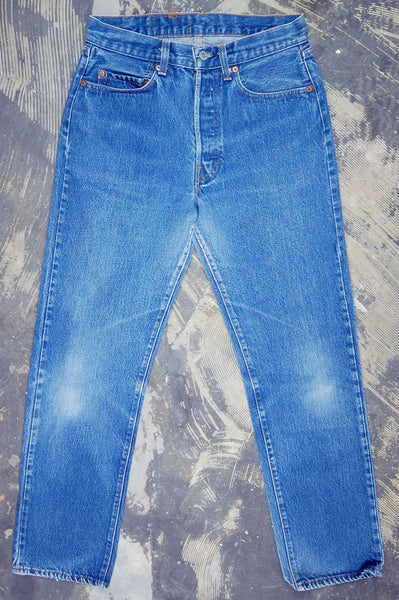 Vintage Levi's 501 USA Transitional Denim Jeans **ON HOLD**