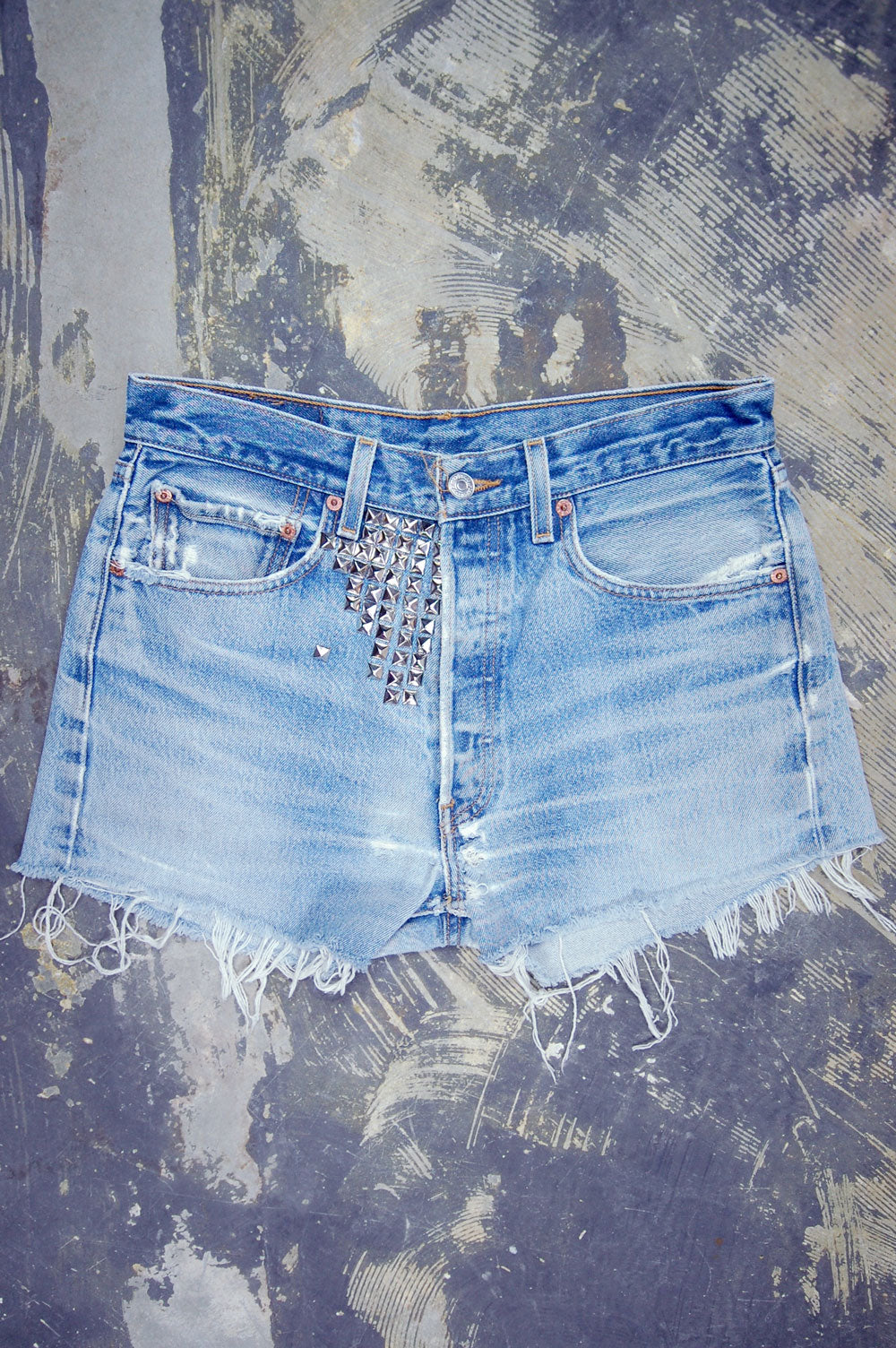Vintage Levi's 501xx Denim Shorts