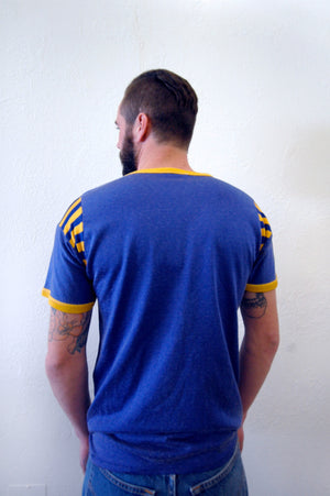 Vintage 1960's Athletic 900lb Lifting Club Jersey