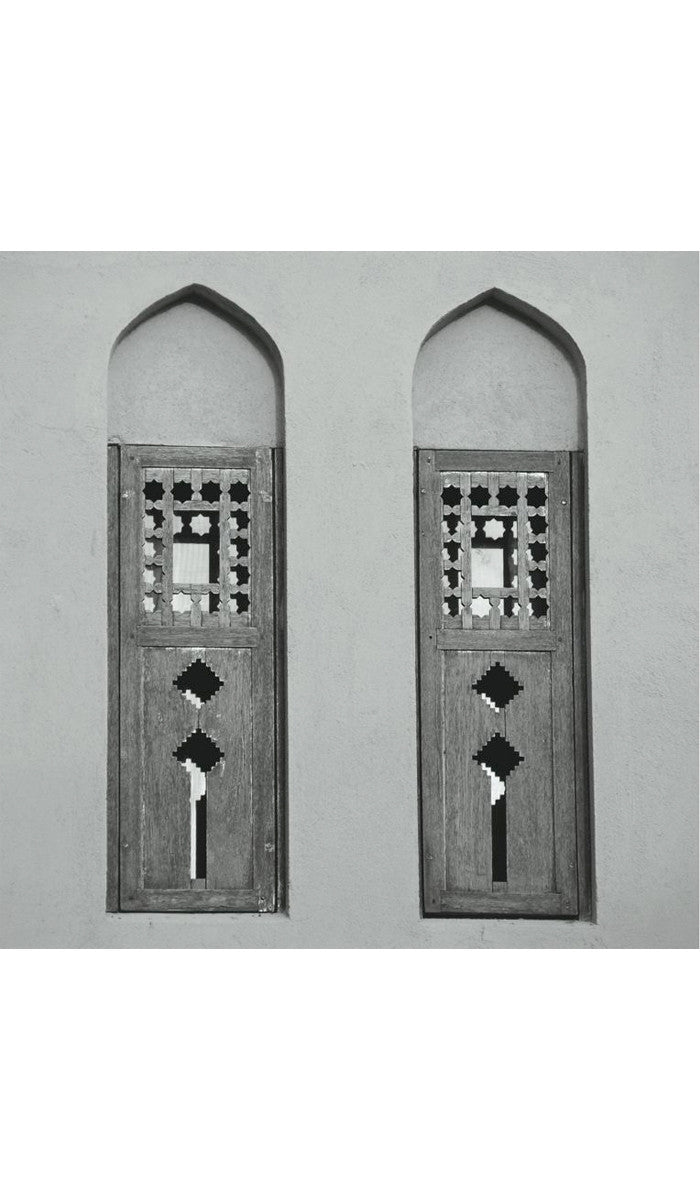Nizwa Islamic Art Print