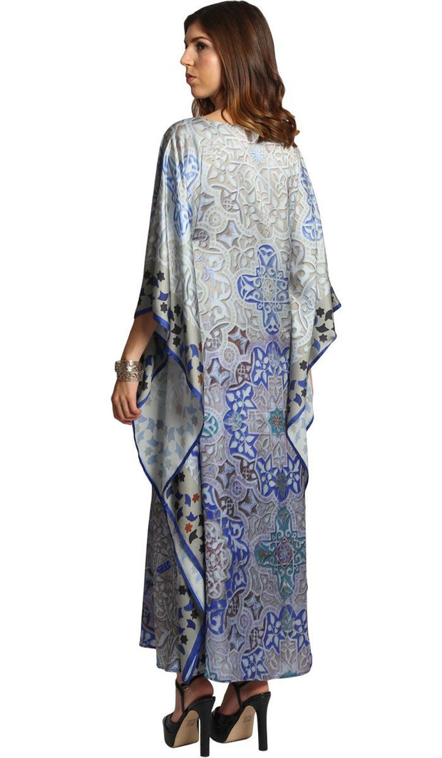 Almeria Formal Kaftan Abaya Dress
