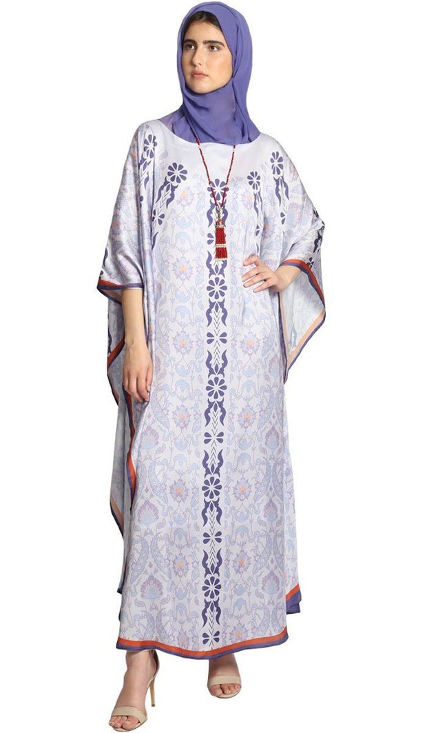 Baraka Formal Kaftan Abaya Dress