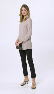 Hena Long Modest Everyday Tunic - Sand
