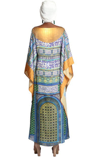 Jamila Formal Kaftan Abaya Dress