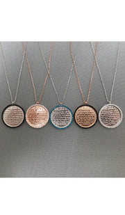 Kursi Necklaces