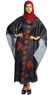 Nigar Formal Kaftan Abaya Dress