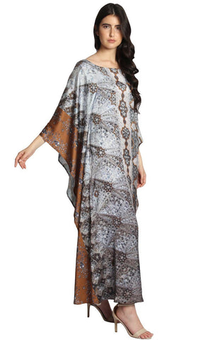 Zeenat Formal Kaftan Abaya Dress