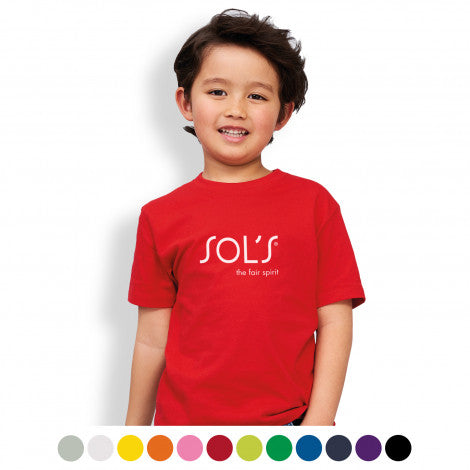 SOLS Imperial Kids T-Shirt