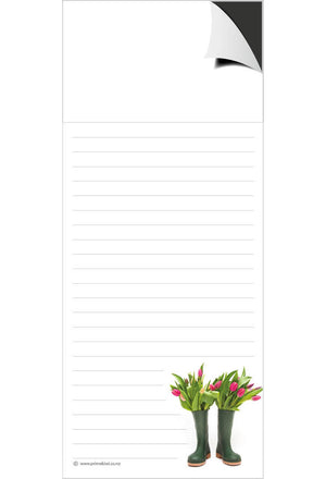 Magnetic Note Pad - Gumboots