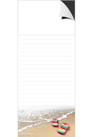 Magnetic Note Pad - Jandals