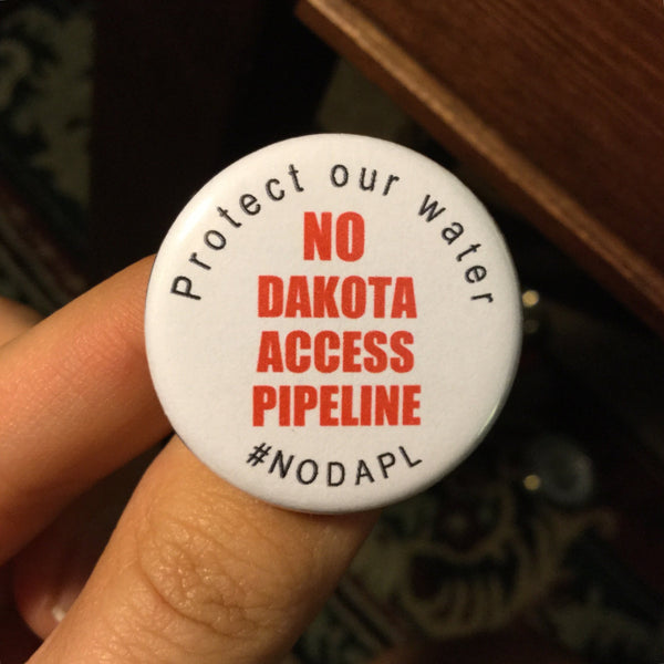 No DAPL button - Radical Buttons