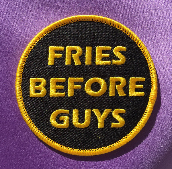 Fries before guys patch - Radical Buttons