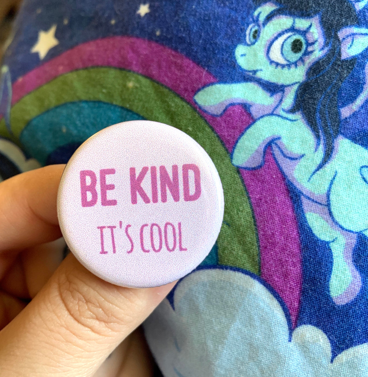Be kind it's cool