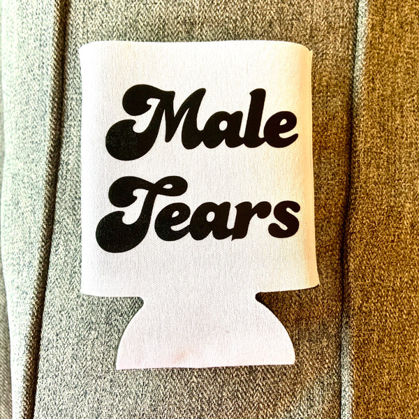 Male tears can cooler