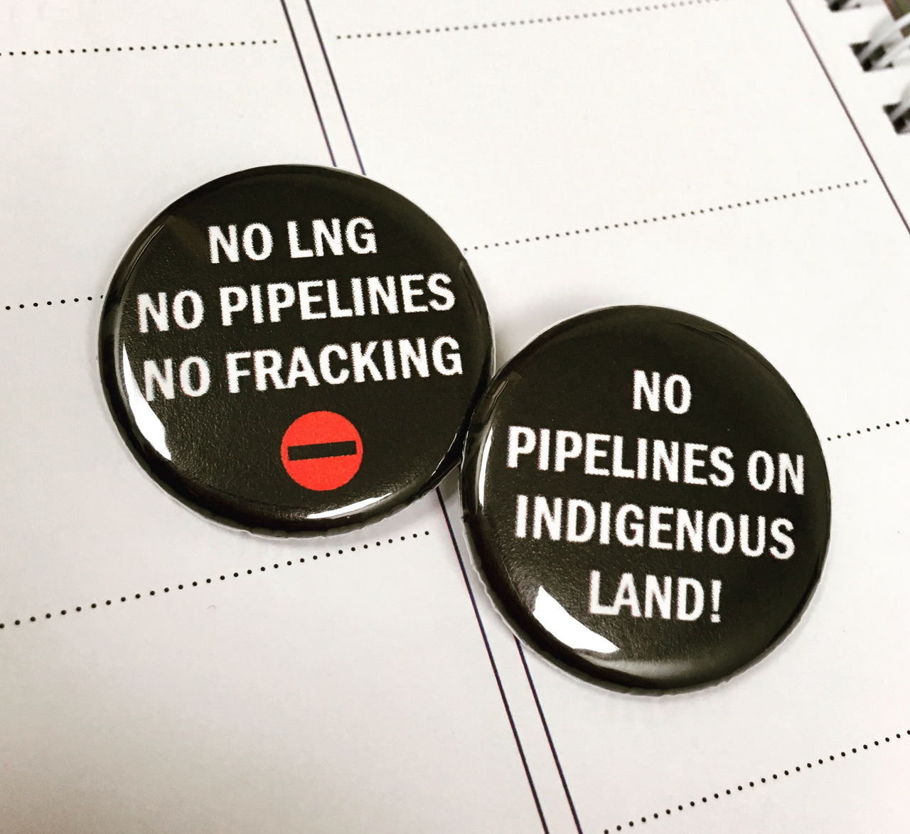 Anti-pipeline buttons - Radical Buttons