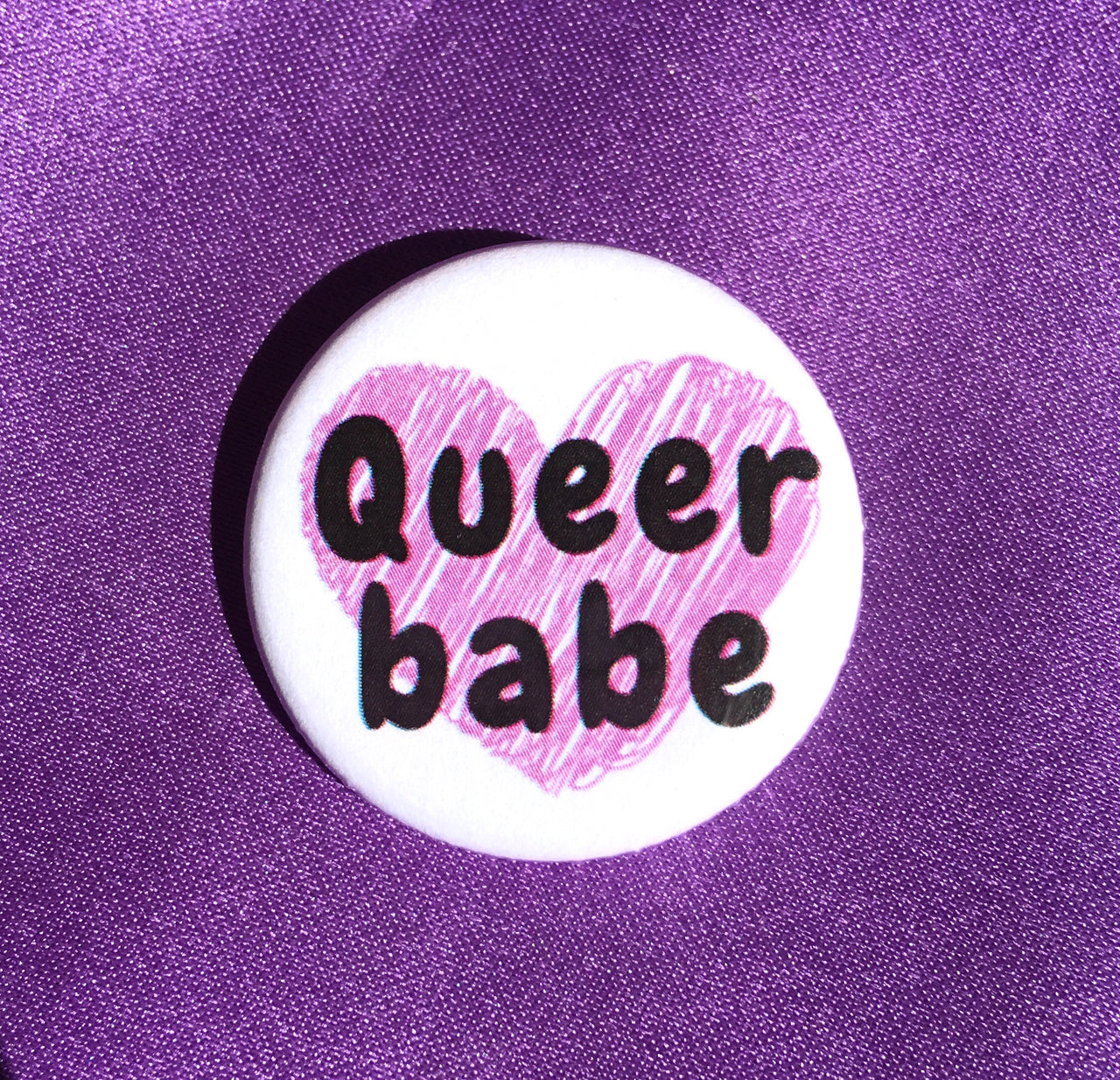Queer babe - Radical Buttons