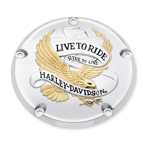 Harley-Davidson Live to Ride Derby Cover 25340-99A