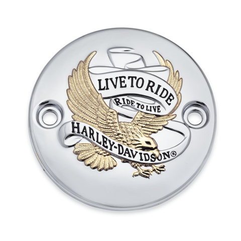Harley-Davidson Live To Ride Timer Cover 25600067
