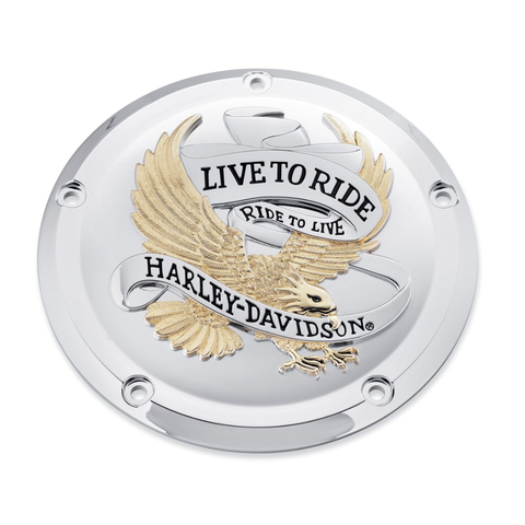 Harley-Davidson Live to Ride Derby Cover