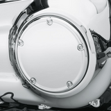 Harley-Davidson Chrome Narrow-Profile Derby Cover