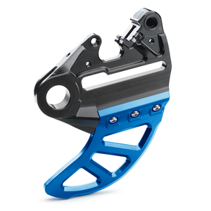 Husqvarna Brake Caliper Support with Brake Disc Guard